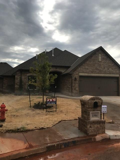 11904 Dornick Circle, Oklahoma City, OK 73162 (MLS #780410) :: Wyatt Poindexter Group