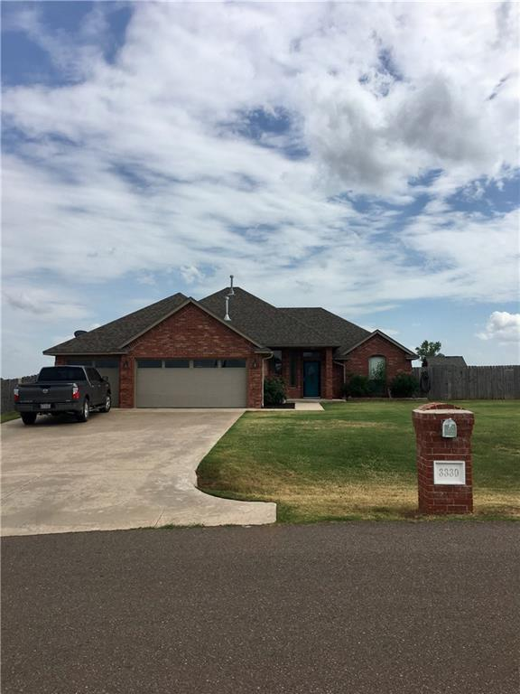 3330 NW 22nd, Newcastle, OK 73065 (MLS #782177) :: The Professionals Real Estate Group