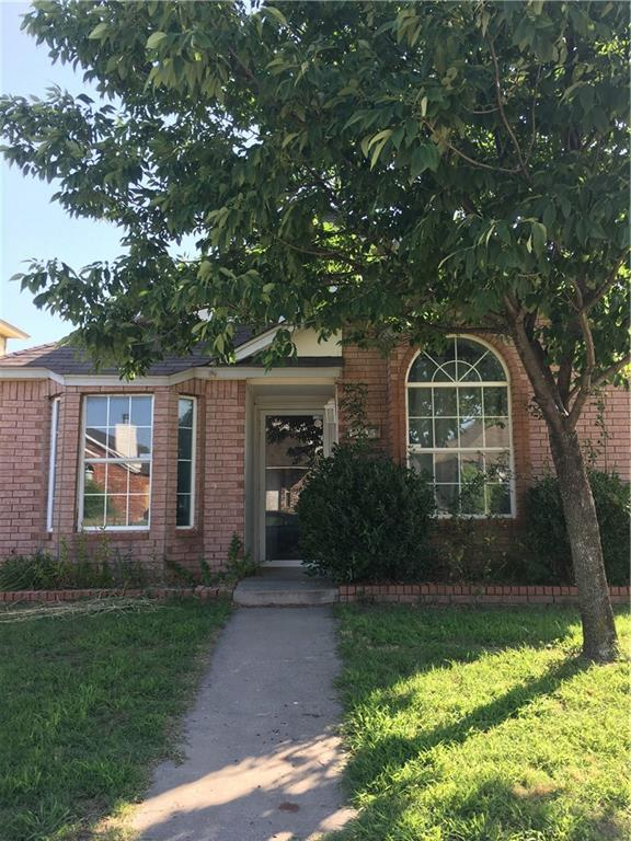 1505 Westmore, Moore, OK 73170 (MLS #783150) :: The Professionals Real Estate Group