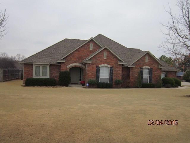 10302 SE 10th Street, Midwest City, OK 73130 (MLS #786682) :: Richard Jennings Real Estate, LLC
