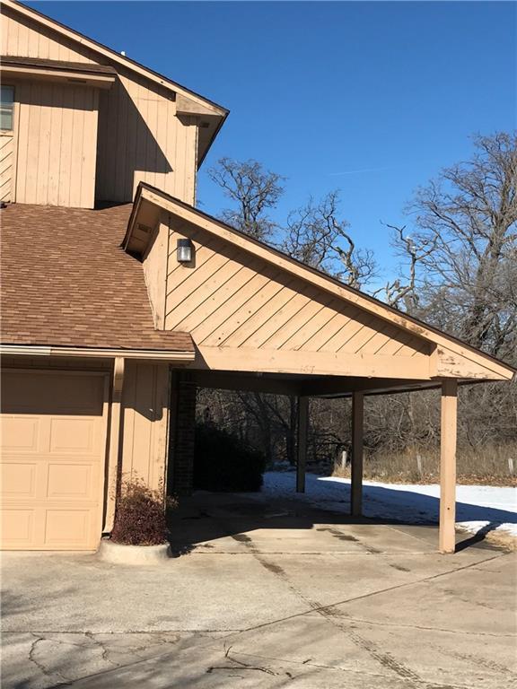 1000 Thousand Oaks Drive #147, Oklahoma City, OK 73127 (MLS #786994) :: Erhardt Group at Keller Williams Mulinix OKC