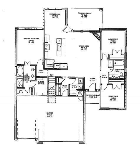 2237 Bretford Way, Norman, OK 73071 (MLS #789117) :: Wyatt Poindexter Group