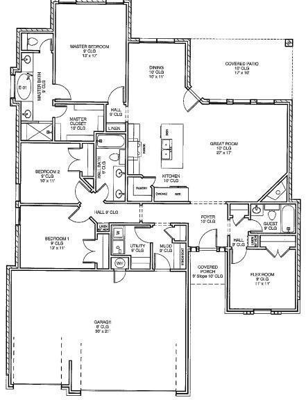2251 Bretford, Norman, OK 73071 (MLS #790384) :: Wyatt Poindexter Group