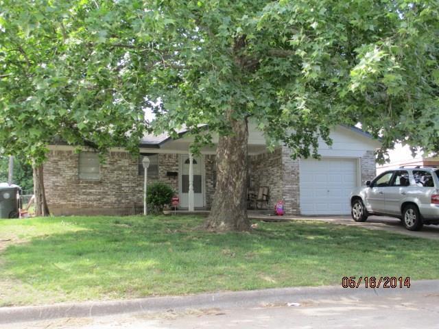 306 W Michael Drive, Midwest City, OK 73110 (MLS #790606) :: Wyatt Poindexter Group
