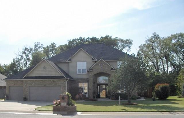1420 Savannah Circle, Noble, OK 73068 (MLS #791104) :: Wyatt Poindexter Group