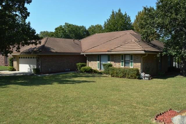 1224 Willowtree Lane, Seminole, OK 74868 (MLS #791325) :: Wyatt Poindexter Group