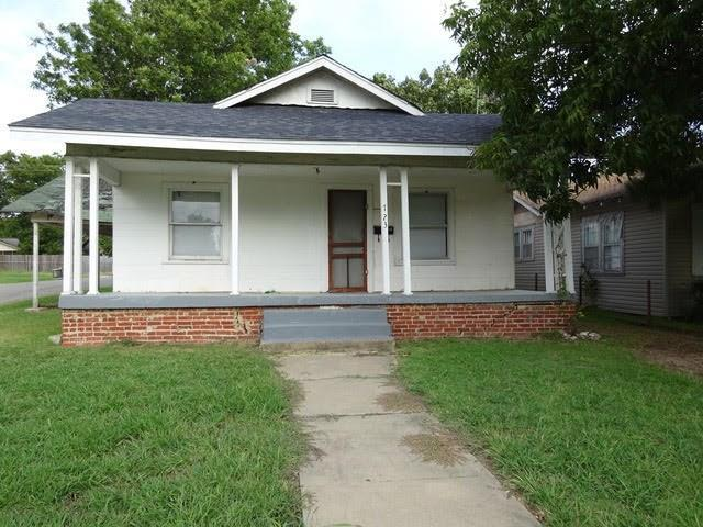 723 S Oak Street, Holdenville, OK 74848 (MLS #792121) :: Wyatt Poindexter Group