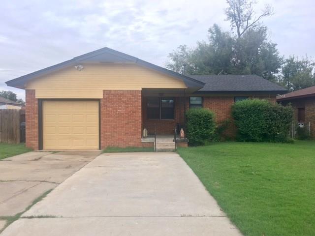 1137 65th, Oklahoma City, OK 73139 (MLS #793904) :: Wyatt Poindexter Group