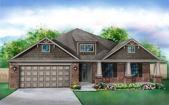 16112 Tall Grass Drive, Moore, OK 73170 (MLS #794521) :: Wyatt Poindexter Group