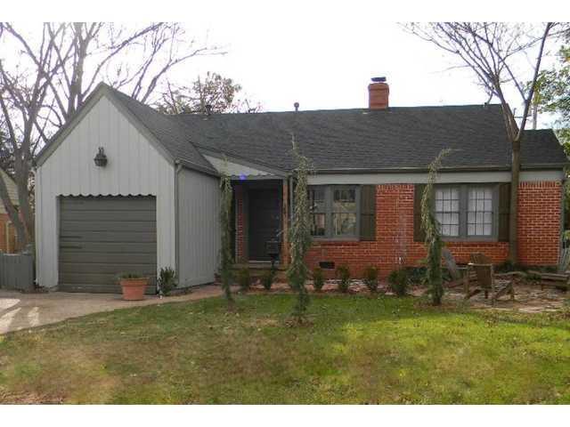 1110 NW 55th Street, Oklahoma City, OK 73118 (MLS #794532) :: Barry Hurley Real Estate