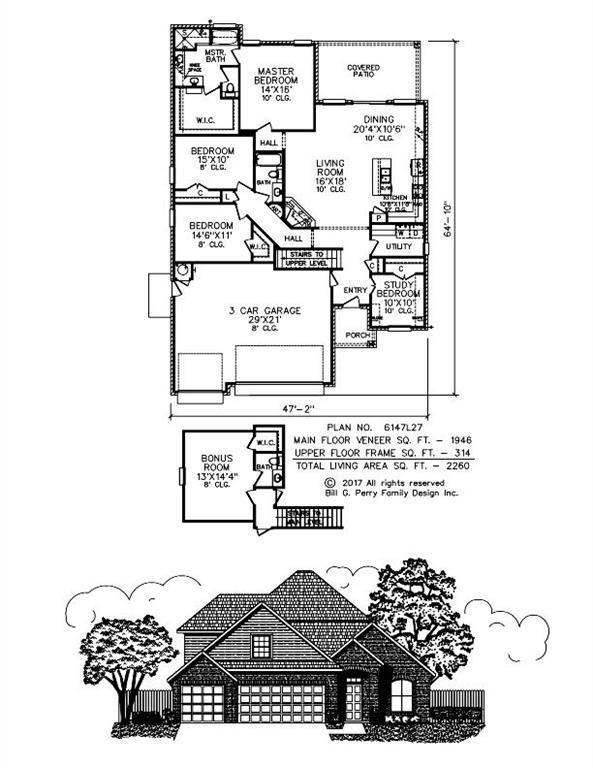 16804 Serrano Drive, Oklahoma City, OK 73170 (MLS #794848) :: Wyatt Poindexter Group
