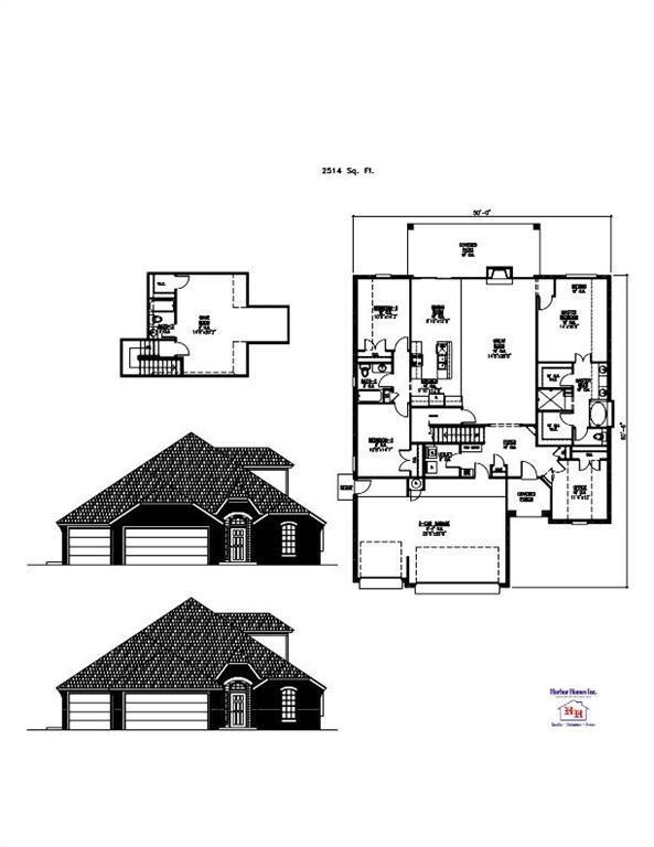 2313 Bretford Way, Norman, OK 73071 (MLS #794850) :: Wyatt Poindexter Group