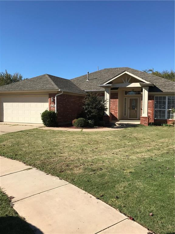 2832 Weymouth Court, Norman, OK 73071 (MLS #795671) :: Richard Jennings Real Estate, LLC