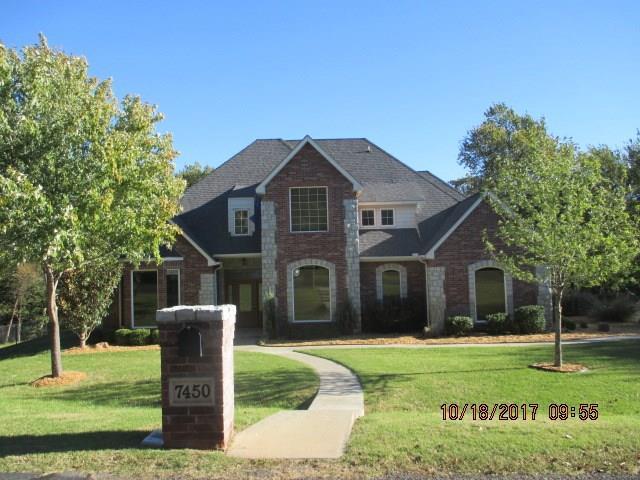 7450 Oakwood Creek Road, Edmond, OK 73034 (MLS #795757) :: Richard Jennings Real Estate, LLC