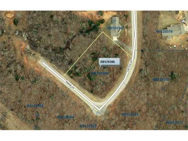 15251 Cactus Lane, Newalla, OK 74857 (MLS #796249) :: Wyatt Poindexter Group