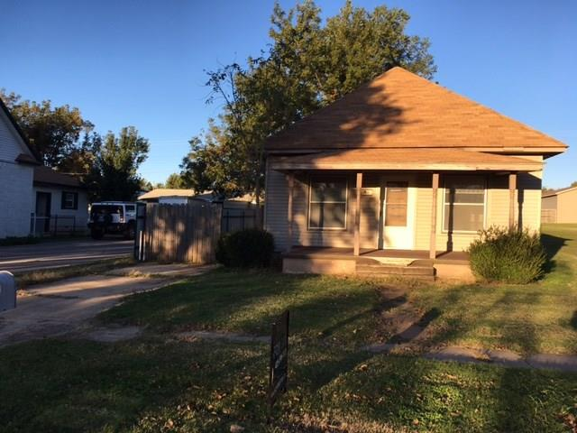506 S Clark, Hinton, OK 73047 (MLS #796279) :: Wyatt Poindexter Group