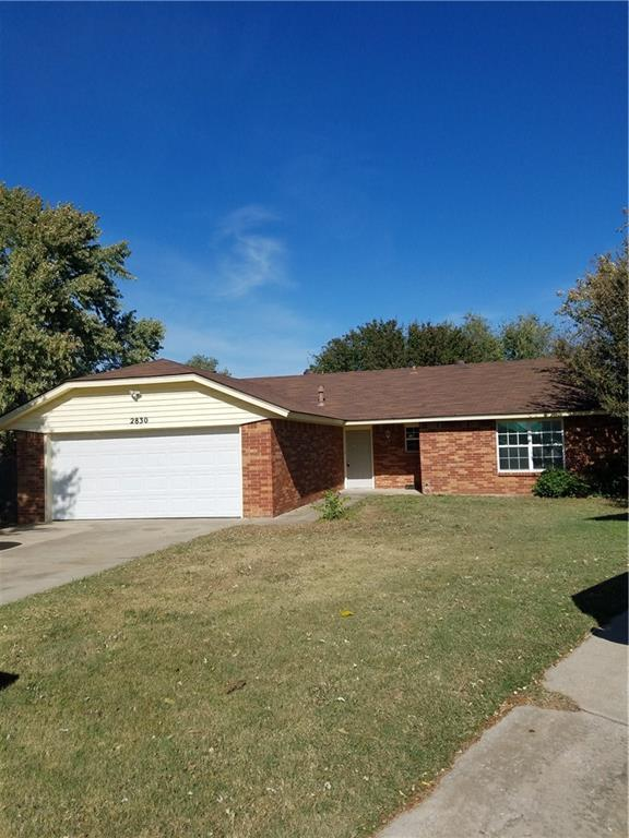 2830 Juvene, Spencer, OK 73084 (MLS #796796) :: Wyatt Poindexter Group
