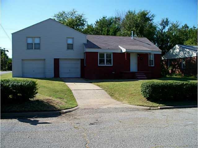 1701 Elton, Oklahoma City, OK 73111 (MLS #797470) :: Wyatt Poindexter Group