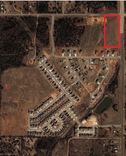 Harrah Road, Harrah, OK 73045 (MLS #798607) :: Wyatt Poindexter Group