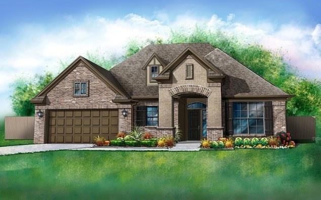 15805 Tall Grass Drive, Moore, OK 73170 (MLS #798643) :: Wyatt Poindexter Group