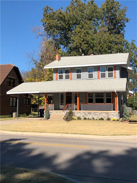 219 E Duffy Street, Norman, OK 73069 (MLS #798692) :: Homestead & Co
