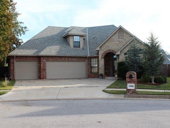 12516 Quartz Pl, Oklahoma City, OK 73170 (MLS #799023) :: Wyatt Poindexter Group