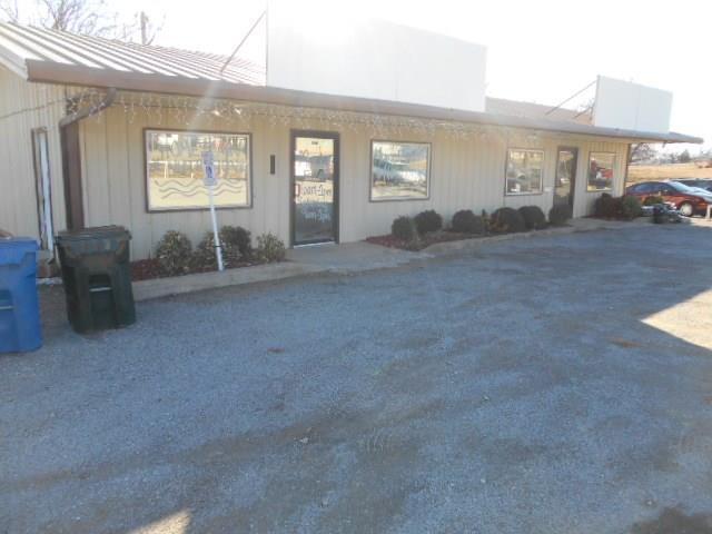 511 E 1st, Chandler, OK 74834 (MLS #799847) :: Homestead & Co