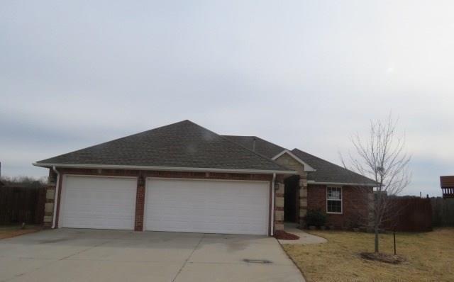 12830 SE 19th Street, Choctaw, OK 73020 (MLS #800226) :: Wyatt Poindexter Group