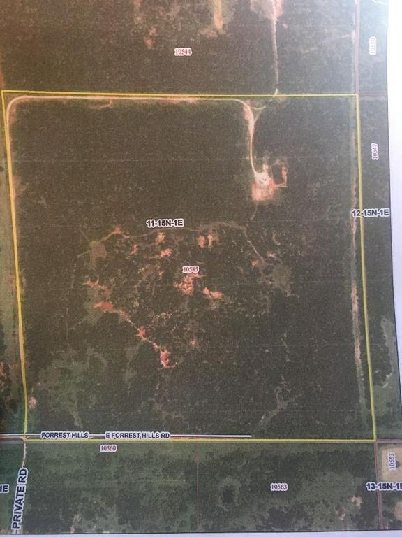Forest Hills Rd, Guthrie, OK 73044 (MLS #800265) :: Wyatt Poindexter Group