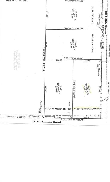 11601 S Anderson Road, Oklahoma City, OK 73165 (MLS #800597) :: Wyatt Poindexter Group