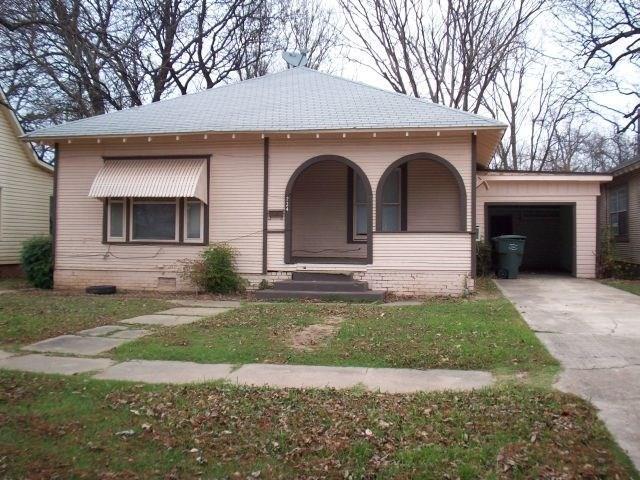 224 S Cherry, Pauls Valley, OK 73075 (MLS #800650) :: Wyatt Poindexter Group