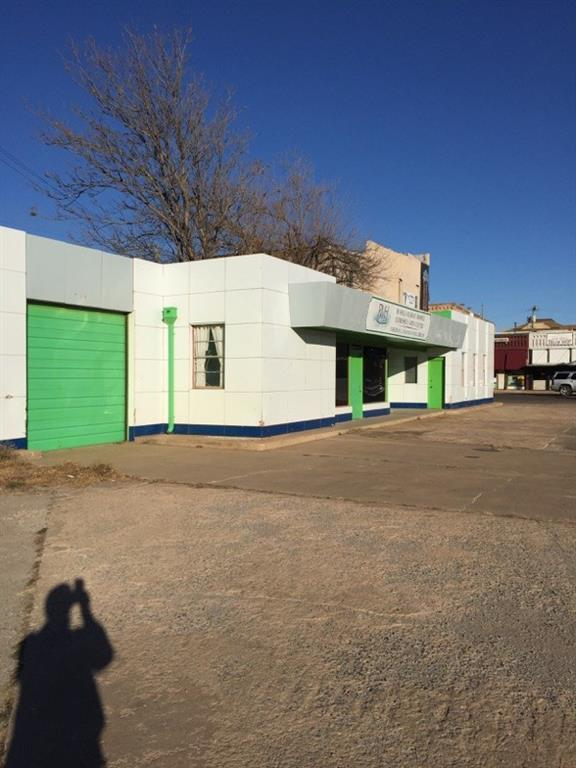 220 S Rock Island Ave, El Reno, OK 73036 (MLS #801028) :: Erhardt Group at Keller Williams Mulinix OKC