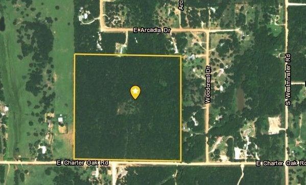 Charter Oak, Guthrie, OK 73044 (MLS #801112) :: Wyatt Poindexter Group