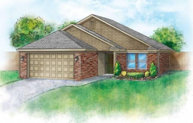 12482 Native Hill Drive, Choctaw, OK 73020 (MLS #801117) :: Wyatt Poindexter Group