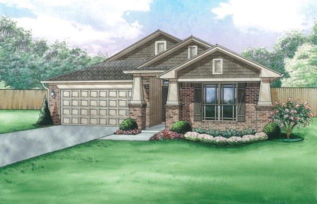 12478 Native Hill Drive, Choctaw, OK 73020 (MLS #801120) :: Wyatt Poindexter Group
