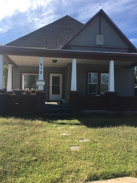 618 N Beard, Shawnee, OK 74801 (MLS #801205) :: Wyatt Poindexter Group