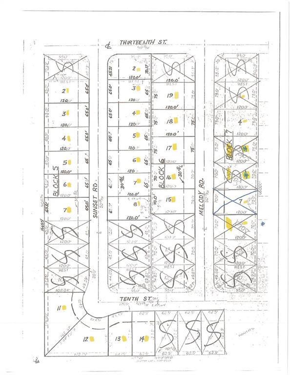 L7/B5 Sunset Road, Pawhuska, OK 74056 (MLS #802261) :: Wyatt Poindexter Group