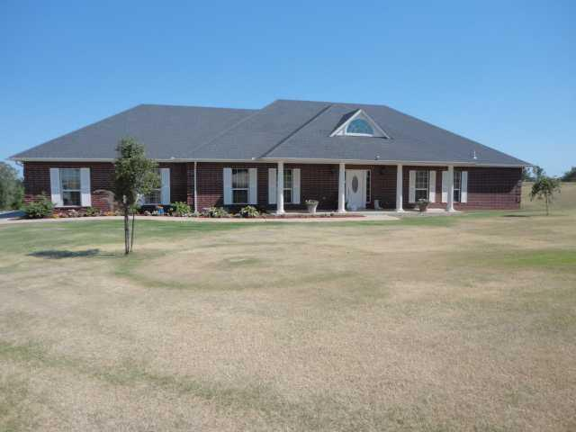2196 County Street 2856, Chickasha, OK 73018 (MLS #802527) :: Wyatt Poindexter Group