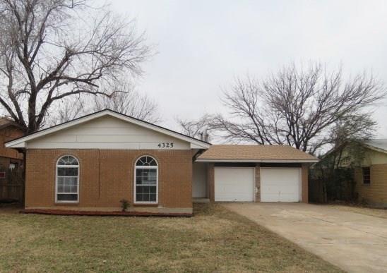 4325 Meadowpark Drive, Midwest City, OK 73110 (MLS #802530) :: Wyatt Poindexter Group