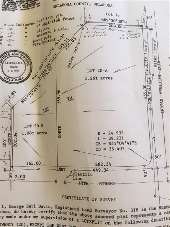 0 NE 10th Street, Choctaw, OK 73020 (MLS #802684) :: Homestead & Co