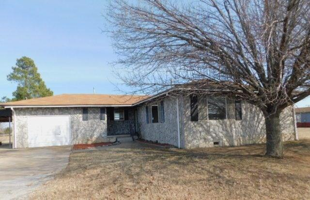 407 Kennedy Avenue, Prague, OK 74864 (MLS #803165) :: Wyatt Poindexter Group