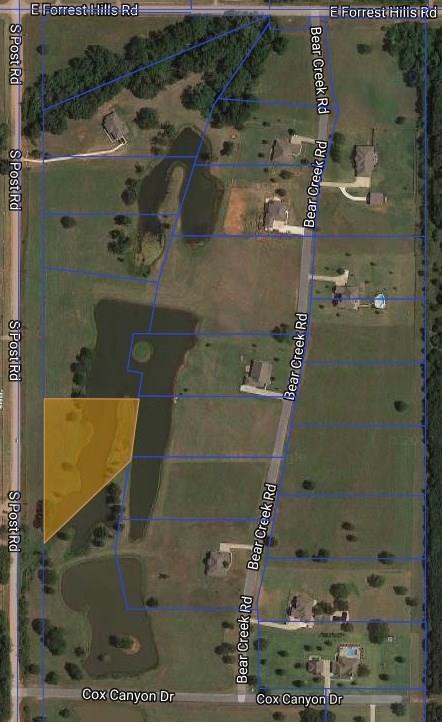 9600 S Post Road, Guthrie, OK 73044 (MLS #803745) :: Wyatt Poindexter Group