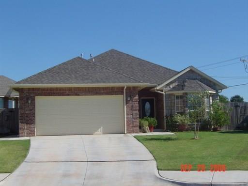 15628 Darlington Lane, Edmond, OK 73013 (MLS #803776) :: Wyatt Poindexter Group
