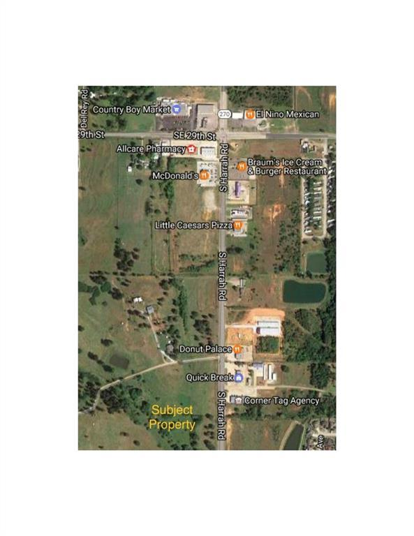 3301 S Harrah Road, Harrah, OK 73045 (MLS #803876) :: Meraki Real Estate