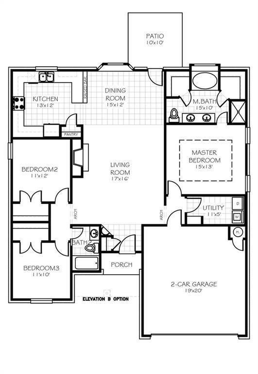2413 Snapper Lane, Midwest City, OK 73130 (MLS #804400) :: Homestead & Co
