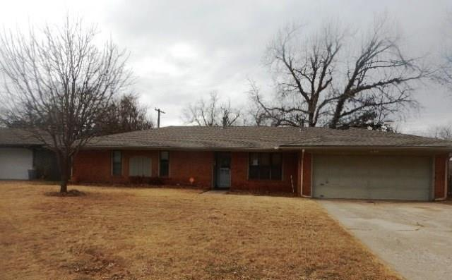 2509 N Terry Avenue, Bethany, OK 73008 (MLS #804620) :: Wyatt Poindexter Group