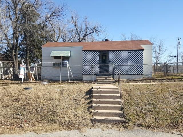 716 N Evans Avenue, El Reno, OK 73036 (MLS #805068) :: Wyatt Poindexter Group
