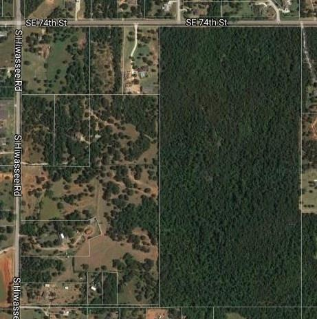 SE 74th Street, Oklahoma City, OK 73150 (MLS #805092) :: Homestead & Co