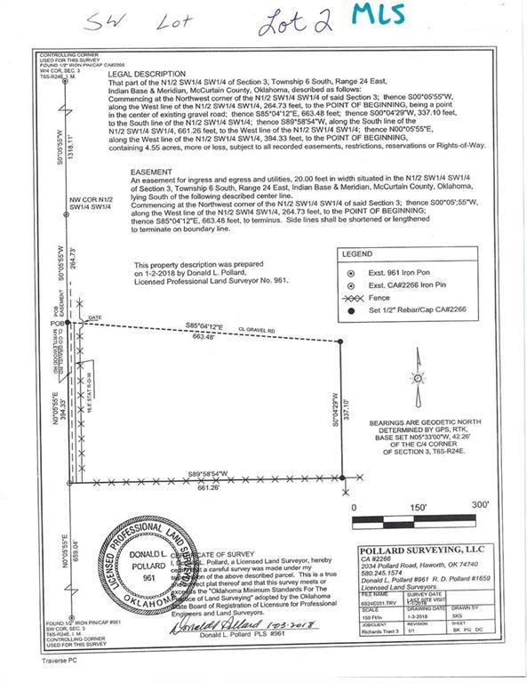 Myrtlewood Rd, Broken Bow, OK 74728 (MLS #805145) :: Wyatt Poindexter Group
