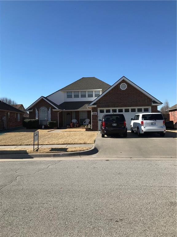 13125 Boxwood Drive, Oklahoma City, OK 73170 (MLS #805574) :: Wyatt Poindexter Group